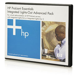 HP iLO Advanced including 1yr 24x7 Technical Support and Updates Single Server License - 512485-B21