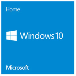 Microsoft Windows 10 Home 64Bit English DVD OS - KW9-00139