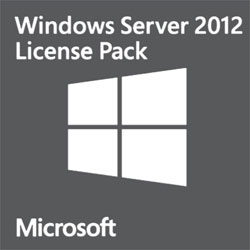HP Microsoft Windows Server 2012 CAL 1 User en/ko License - 701608-371
