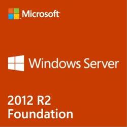 HP Microsoft Windows Server 2012 R2 Foundation Reseller Option Kit en/ja/ko Software - 748920-371