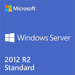 HP Microsoft Windows Server 2012 R2 Standard Reseller Option Kit en/ko Software - 748921-371