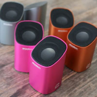 Enzatec SP-302 Mini Speaker for Notebook