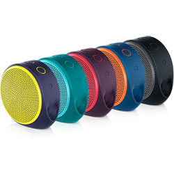 Logitech Mini Mobile Bluetooth Wireless Speaker X100