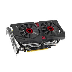 ASUS STRIX-GTX960-DC2OC-2GD5 NVIDIA GeForce GTX 960 Graphics Card
