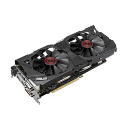 ASUS STRIX-GTX970-DC2OC-4GD5 NVIDIA GeForce GTX 970 Graphics Card