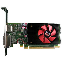 Dell AMD Radeon 2GB R5 340X Graphics Card - 490-BCVP