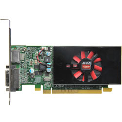 Dell AMD Radeon 4GB R7 350X FH Graphics Card - 490-BCVR