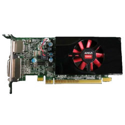 Dell AMD Radeon 4GB R7 350 OPGA12L Graphics Card - 490-BCVS