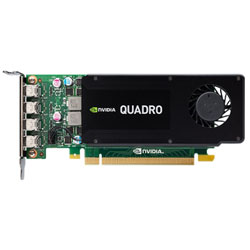 Dell K1200 4GB NVIDIA Quadro Graphics Card - 490-BCZW