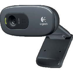 Logitech C270 HD Webcam - 960-000584