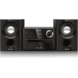 Philips Micro Music System Bluetooth DVD - BTD1180/98