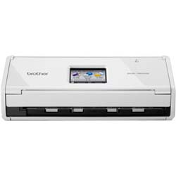 Brother ADS-1600W Compact Network and Wireless 2-sided Document Scanner