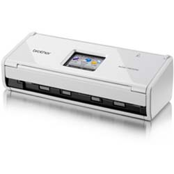 Brother ads 1600w compact network and wireless 2 sided for Low cost document scanner
